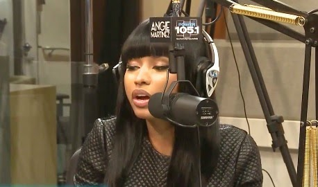 Nicki Minaj breaks down while talking about ex: 'I don't even know how to function without this person'