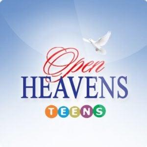 Teens Open Heaven 13 September 2018