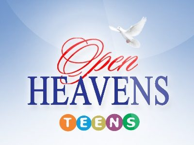 Teens' Open Heavens 21 March 2018 by Pastor Adeboye – What Goes Up, Must Come Down