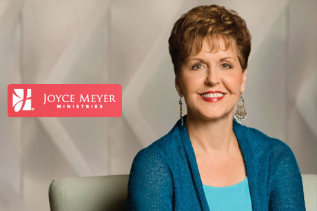 "Joyce Meyer Devotional 20 October 2018 — Stop Saying ""Hate"" and Start Saying ""Joy"""