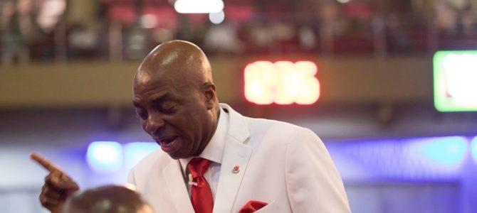 David Oyedepo – Kingdom advancement prayer: Every believer's responsibility!