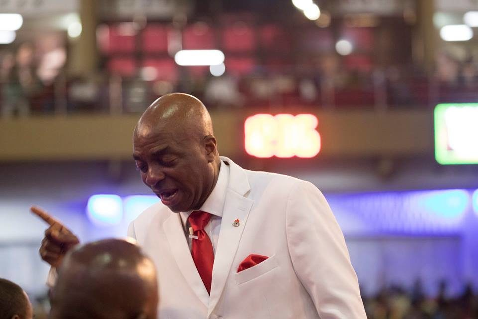 6 Requirements for accessing vision! By David Oyedepo