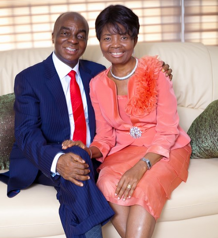 Dwelling In Understanding (Part 1) by Pastor Faith Oyedepo