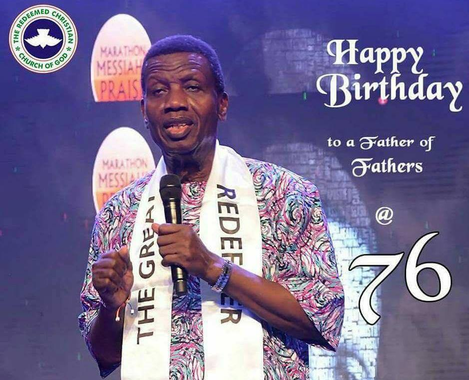 """Pastor Adeboye: RCCG Holy Ghost Service March 2018 """"Stronger Than Your Enemies III"""""""