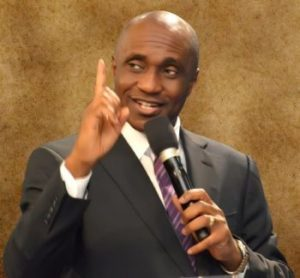 David Ibiyeomie – Put God First