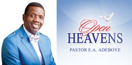 Open Heavens 22 September 2018 – Orderliness and Godliness