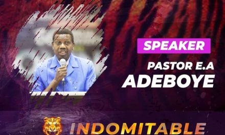 RCCG Holy Ghost Service October 2018 – Indomitable – Watch LIVE