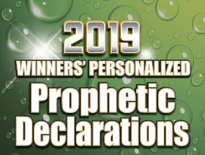 2019 Winners' Personalized Prophetic Declarations By Bishop David Oyedepo