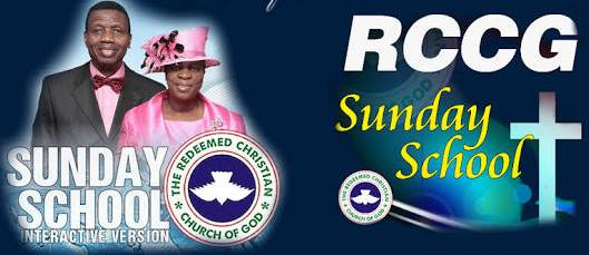 RCCG Sunday School Manual 29 August 2021 – Fourth Quarterly Review