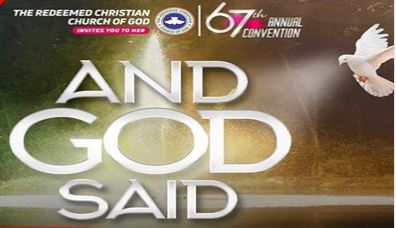 RCCG 67th Annual Convention 2019 – Live Broadcast HERE