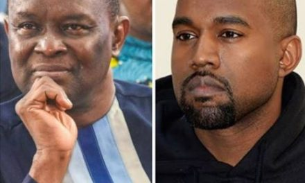Kanye West: First Becoming Last? By Mike Bamiloye