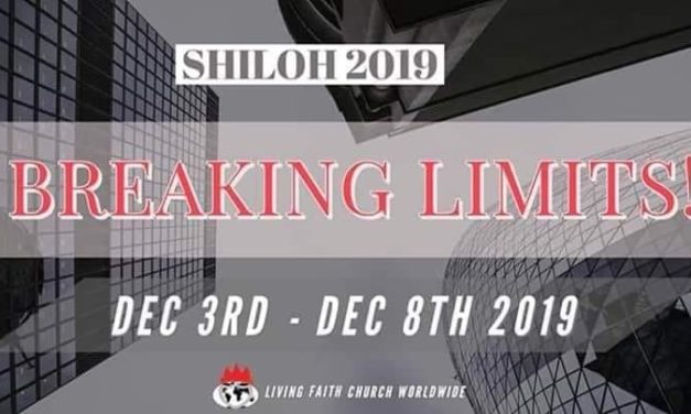 SHILOH 2019 DAY 2 – Hour of Visitation