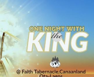 Watch Winners' Chapel LIVE: 2020 One Night with the KING