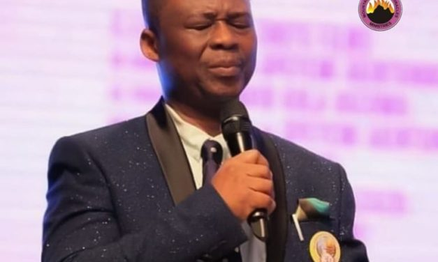 Confronting The Rage Of Vampire Powers By Dr. D.K Olukoya