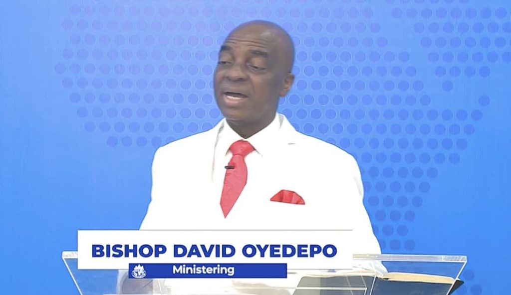 Unlocking The Supernatural Through Favour! By David Oyedepo