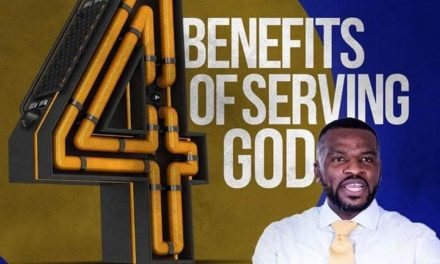 4 Dividends Of Kingdom Service By Pastor Isaac Oyedepo