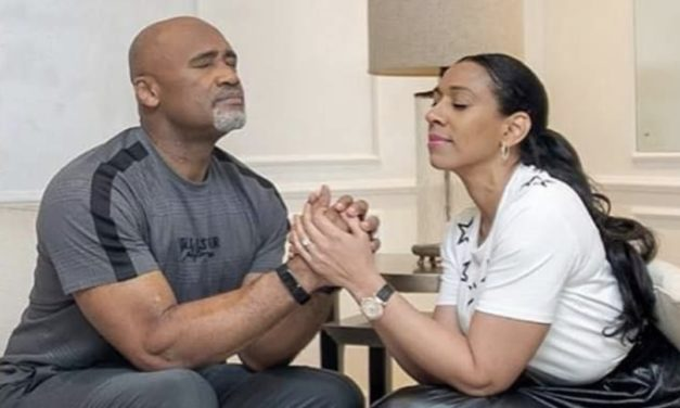 25th Wedding Anniversary: Note From Pastor Paul Adefarasin To His Wife