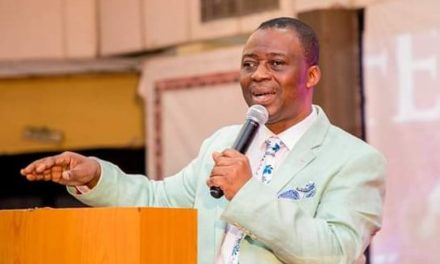 SILENCING THE VOICES OF GOLIATH BY DR. D.K OLUKOYA