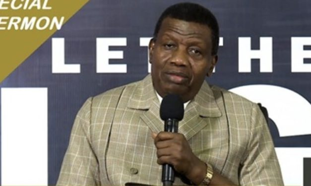 The Shortest Way To The Greatest Height By Pastor E. A. Adeboye