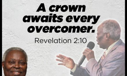 Maintaining The Courage For Holiness In A Corrupt Community By Pastor W.F. Kumuyi