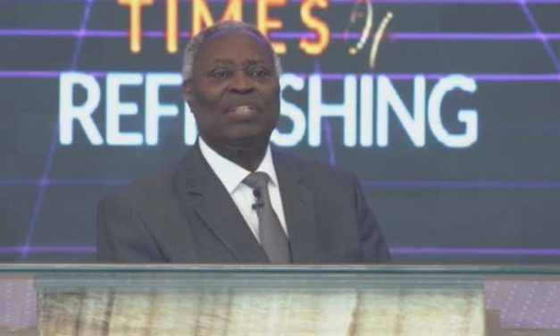Abundant Grace From God For Persecuted Christians By Pastor W.F. Kumuyi