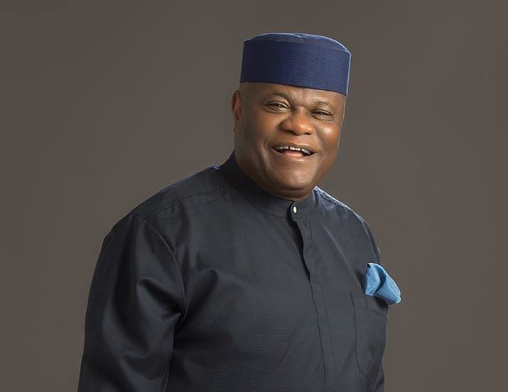 Bishop Mike Okonkwo