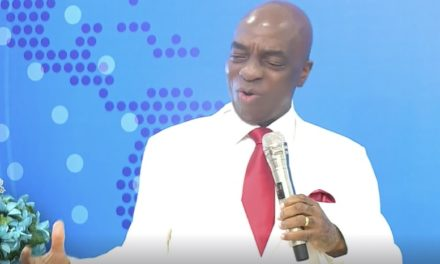 Three Reasons God Blesses His People By David Oyedepo