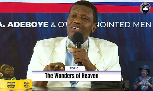 The Wonders Of Heaven By Pastor E. A. Adeboye