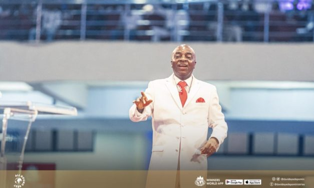 BISHOP DAVID OYEDEPO: ENGAGING THE POWER OF THE HOLY SPIRIT FOR SANCTIFICATION!
