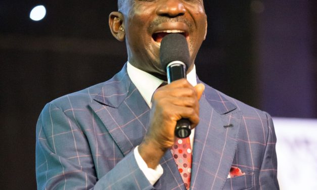 The Impact Of The Blessing By Dr. Paul Enenche