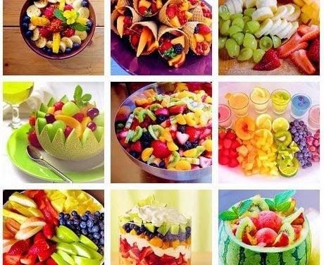 HEALTH BENEFITS OF FRUIT SALAD