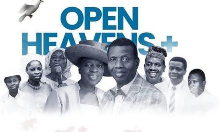 OPEN HEAVEN 14 MAY 2021 – OPEN HEAVENS FOR TODAY
