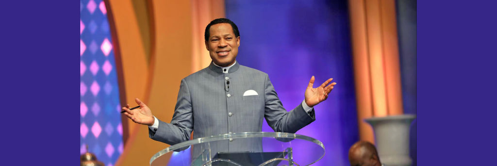 Pastor Chris PHD