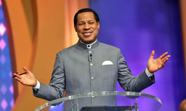 """Rhapsody Of Realities 6 October 2021 — Delivering """"Lawful Captives"""""""
