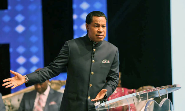 RHAPSODY OF REALITIES 18 APRIL 2021 – TAKE YOUR PLACE AS A PRAYING-PRIEST
