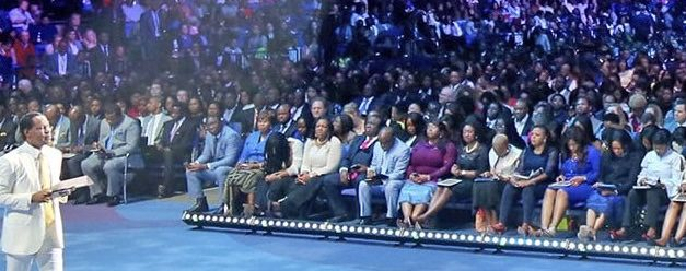 RHAPSODY OF REALITIES 6 MAY 2021 – MINISTERING THE WORD