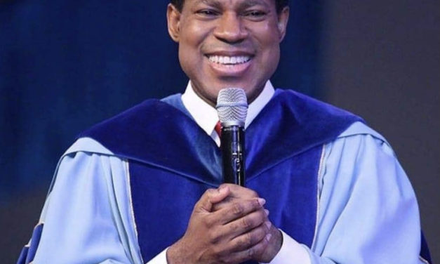 RHAPSODY OF REALITIES 4 MAY 2021 – THE FULLNESS OF HIM